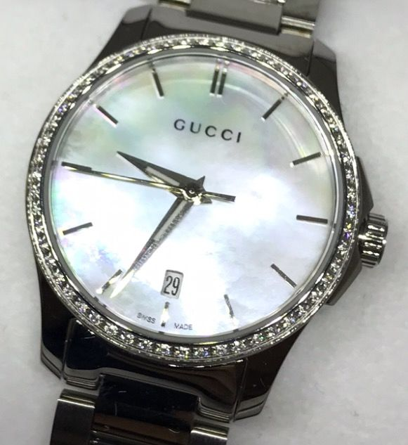 Gucci - New Luxury Mother of pearl - G-Timeless - YA126543 - Women - 2011-present