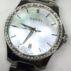 Gucci - New Luxury Mother of pearl - G-Timeless - YA126543 - Mujer - 2011 - actualidad