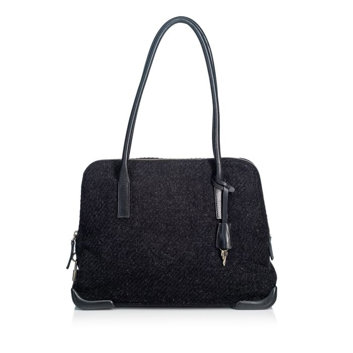 Prada - Wool Shoulder Bag Shoulder bag