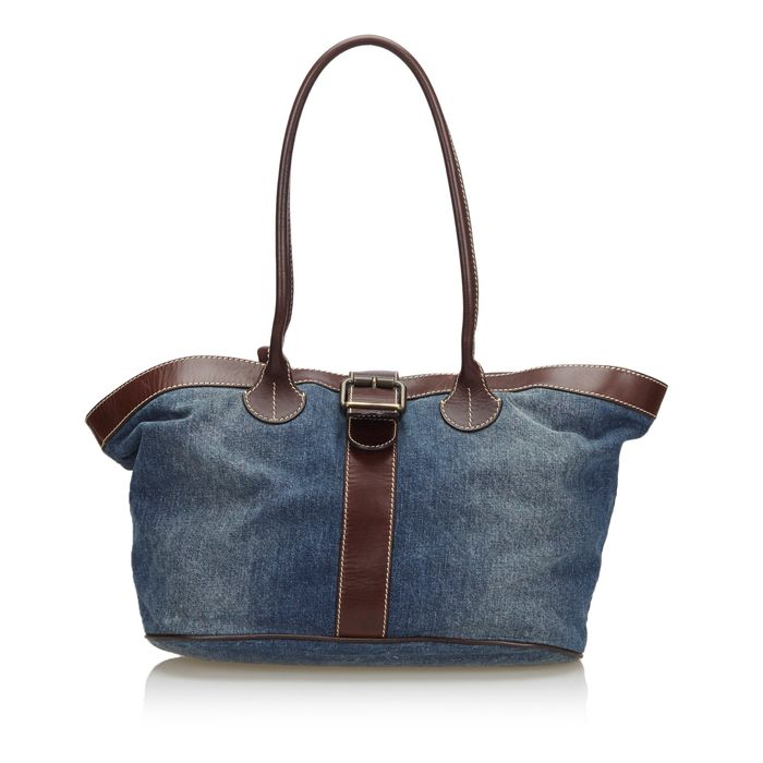 Fendi - Denim Tote Bag Tote bag
