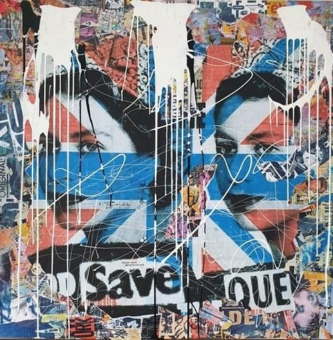 Thierry Auger - God save the queen