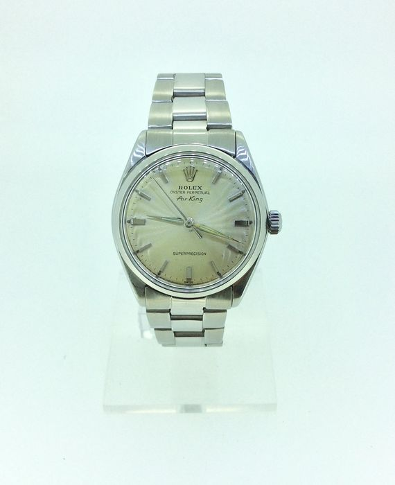 Rolex - Air king Super Precision - 5500 - Heren - 1960-1969