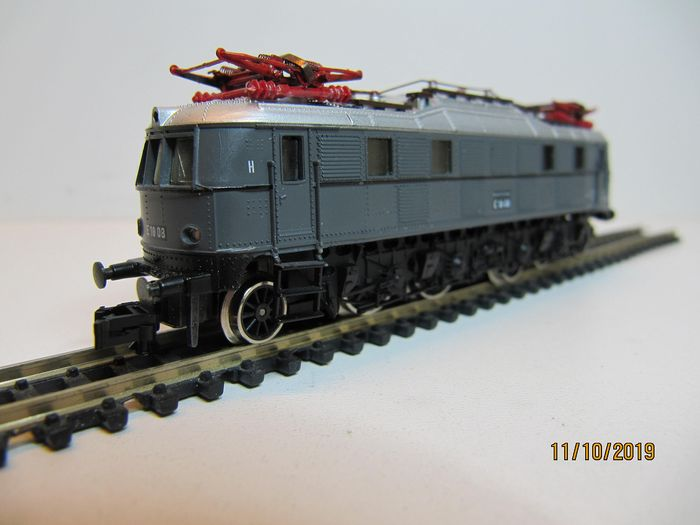 Arnold N - 2453 - Electric locomotive - E 18 - DRG