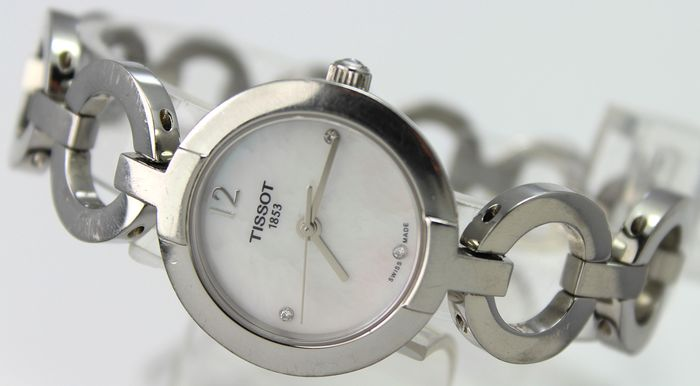 Tissot - 'NO RESERVE PRICE' Swiss Made  - T084210 A - Mujer - 2011 - actualidad