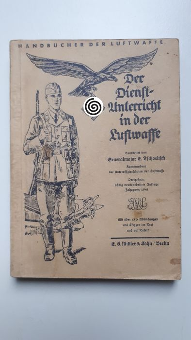 Germany - Air Force - Book - 1941
