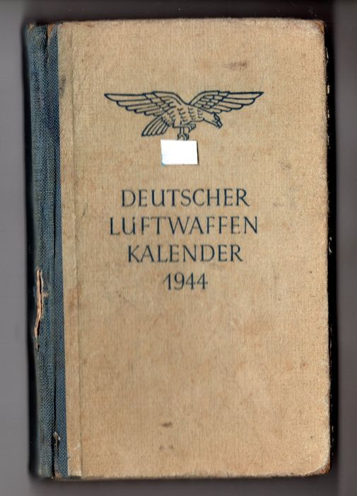 Germany - Light aviation - Book - 1944