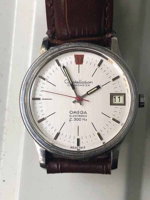 Omega - Constellation Electronic F300Hz - Chronometer - Hombre - 1970-1979