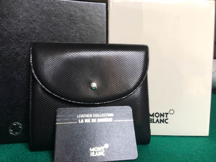 Montblanc - Leather Goods La Vie de Bohème Portefeuille