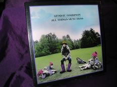 George Harrison - All Things Must Past - LP 合集 - 2001/2001
