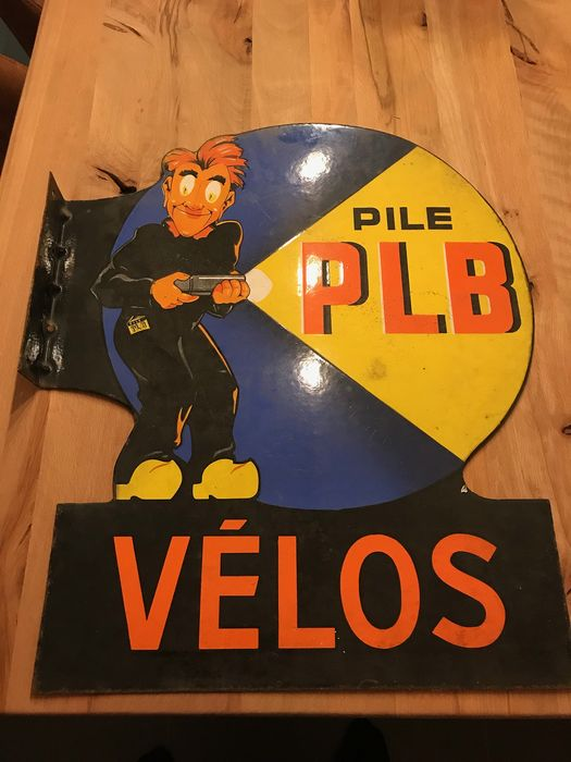 plb - Bord (1) - Emaille