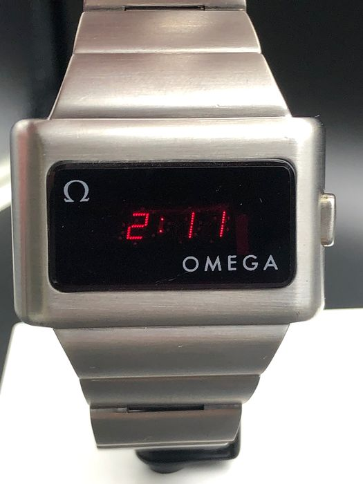 "Omega - Constellation - Time Computer - TC1 - cal 1600 - ""NO RESERVE PRICE"" -  196.0020. - Hombre - 1970-1979"