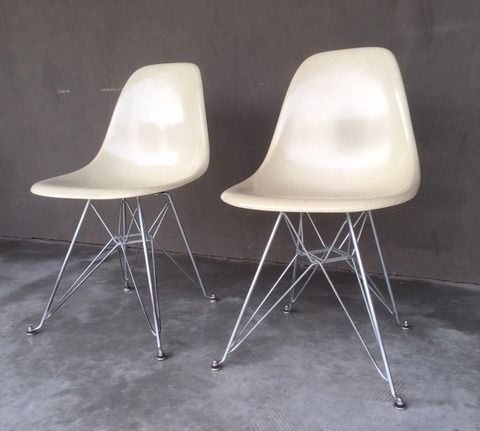 Charles Eames, Ray Eames - Herman Miller - Chair (2) - DSR