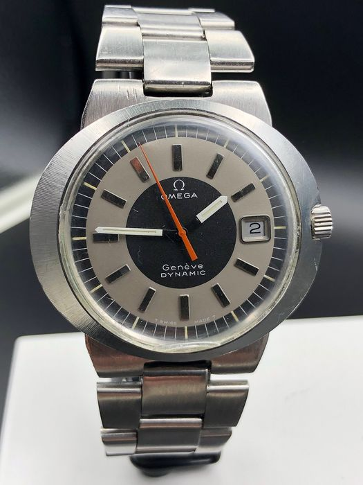 "Omega - Geneve Dynamic - manual - ""NO RESERVE PRICE"" - Homme - 1970-1979"
