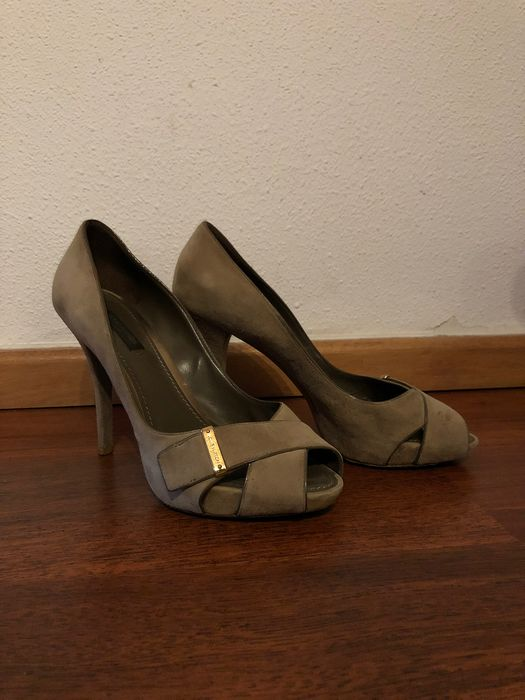 Louis Vuitton Zapatos abiertos - Talla: FR 37