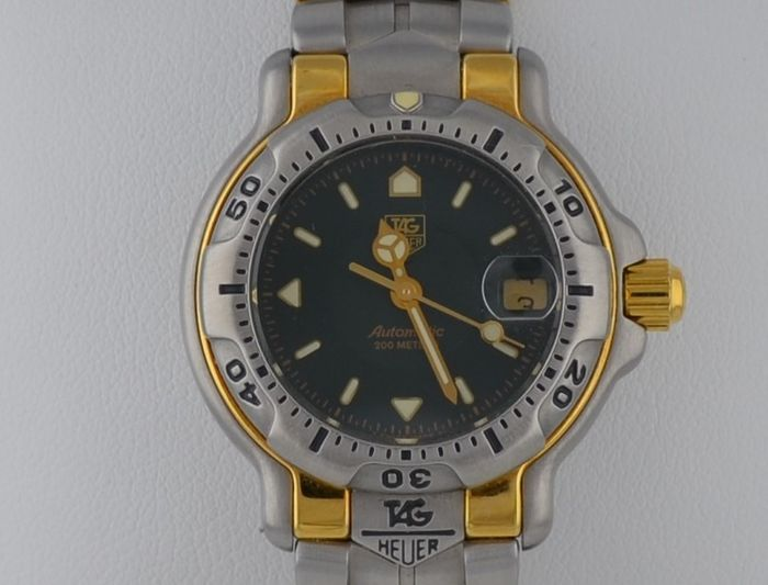 TAG Heuer - 6000 Series - WH2353 - Women - 2000-2010