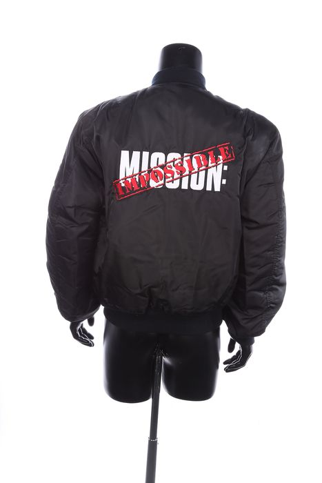 Mission: Impossible (1996) - Tom Cruise - Original Crew Jacket - Size XL - 8084