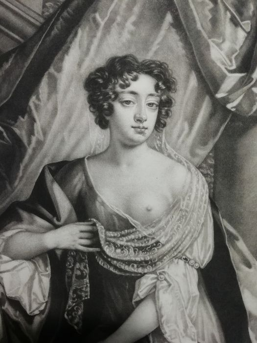 """Isaak Beckett (1653-1719) - """"The Lady Williams"""""""