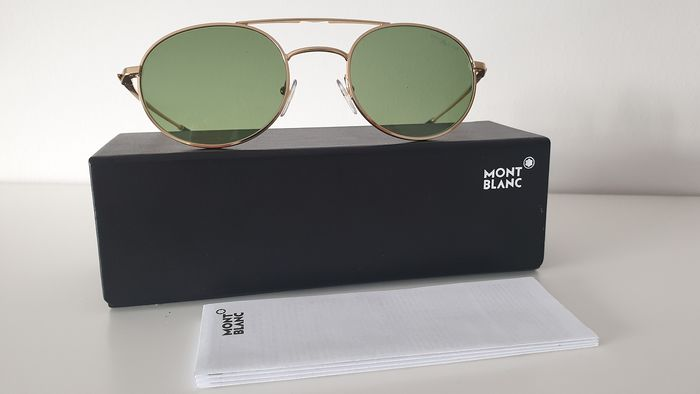 Montblanc - MB722S 32N BARBERINI Linses Sunglasses