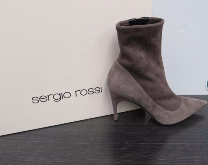 Sergio Rossi Ankle boots - Size: FR 40