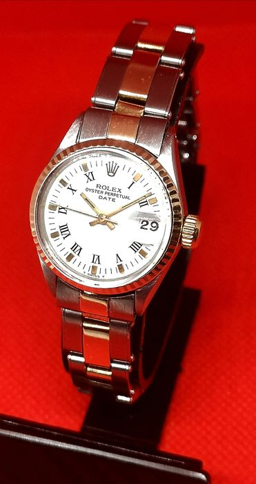 Rolex - Oyster Perpetual Date - 6517   - Mujer - 1960-1969