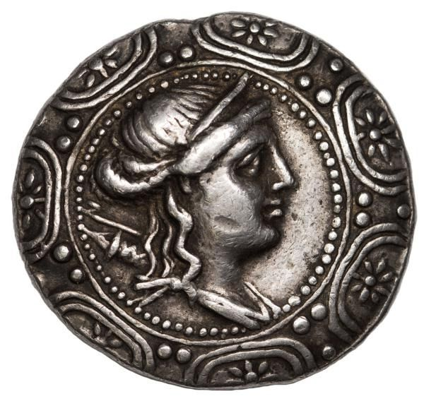 Grecia (antica) - Macedon under Roman Protectorate. First Meris. AR Tetradrachm, circa 167-148 BC. Amphipolis. - Argento