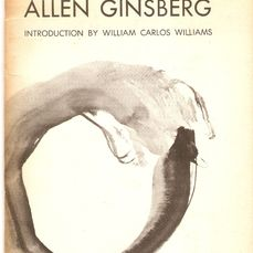 Signed, Allen Ginsberg  - Empty Mirror. Early poems - 1961
