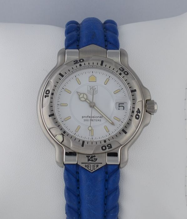 TAG Heuer - 6000 Series - WH1111 - Hombre - 2000 - 2010