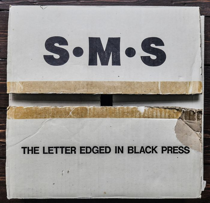 SMS collectie - S.M.S. -Shit must stop