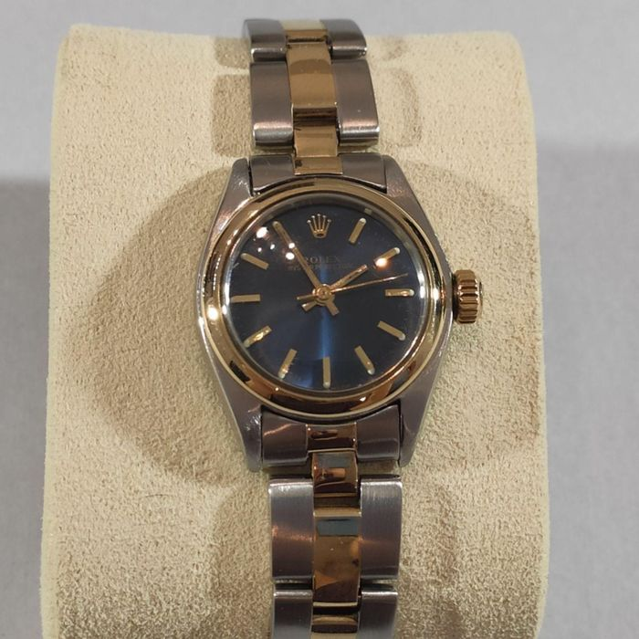 Rolex - Oyster Perpetual  - 6718 - Dames - 1980-1989