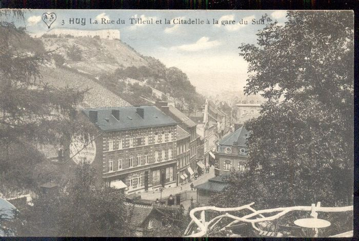 Belgium - old and very old village and city views - Postcards (Collection of 103) - 1900-1955