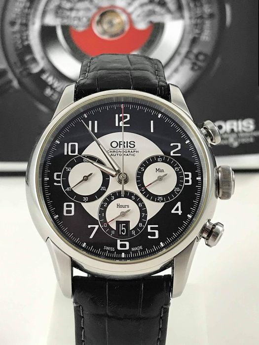 Oris - Raid Panda Chronograph limited edition 304/500 - 31-32562 - Άνδρες - 2011-σήμερα