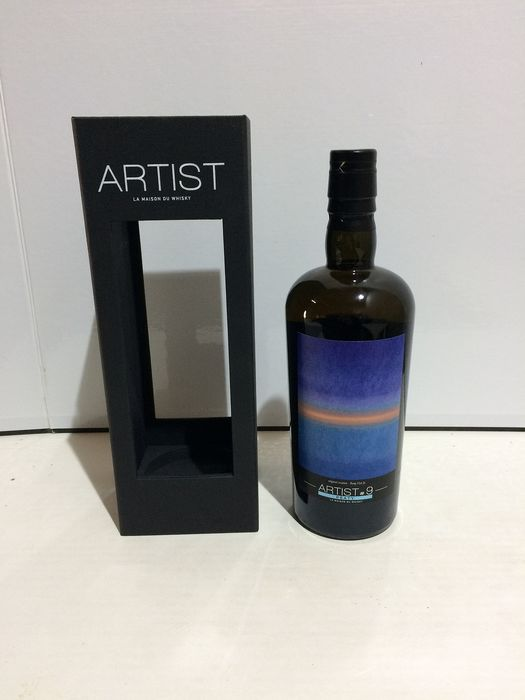 Caol Ila 2003 15 years old Artist #9 - Peaty  - La Maison du Whisky - 70cl