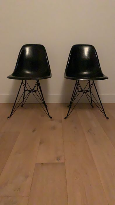 Charles Eames, Ray Eames - Herman Miller - Dining room chair (2) - DSR