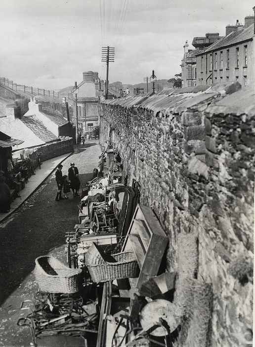 Unknown - Derry Walls, Londonderry, c.1920s/30s