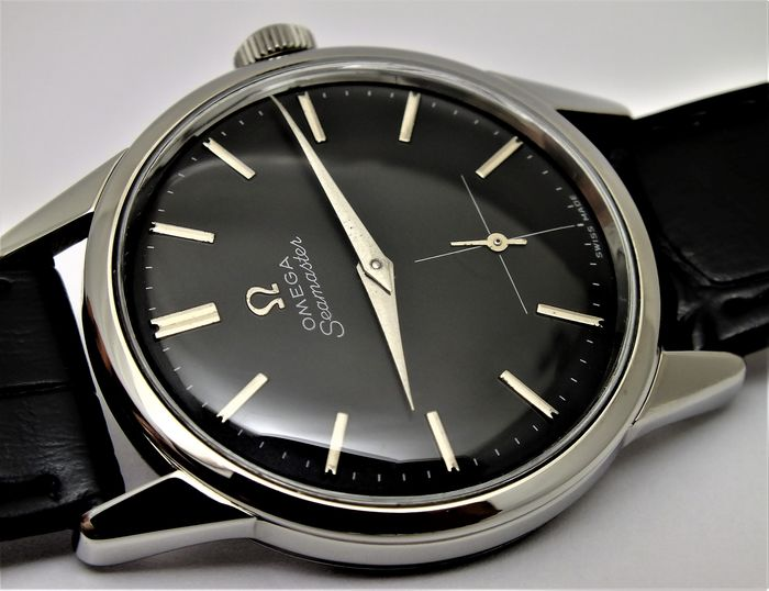 """Omega - Seamaster - """"NO RESERVE PRICE""""  - 14389-2 - Homme - 1958"""