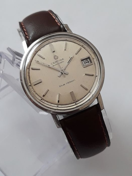 Certina - Blue Ribbon Automatic Cal.25-651 - Homme - 1970-1979