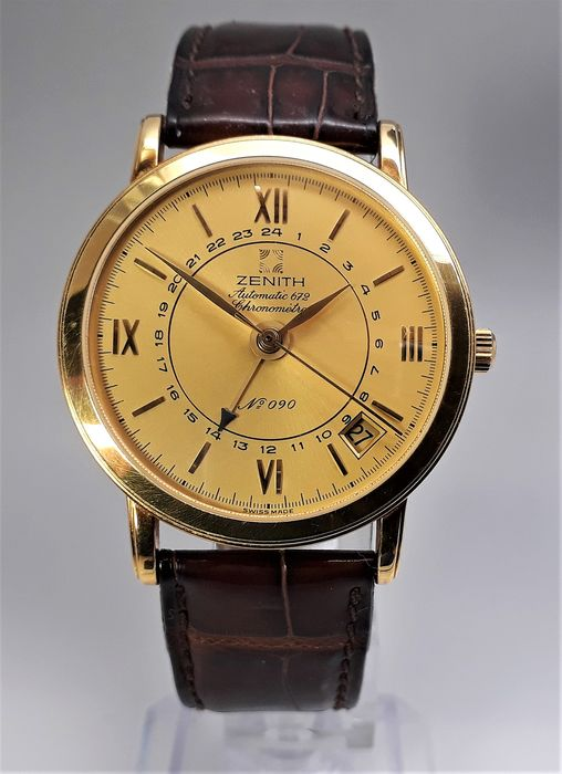 Zenith - 672 Automatic Chronometer - Men - 2000-2010