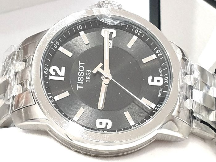 "Tissot - "" NO RESERVE PRICE "" PRC 200 - Stainless Steel - Dater - T055.410.11.057.00 - Hombre - 2011 - actualidad"