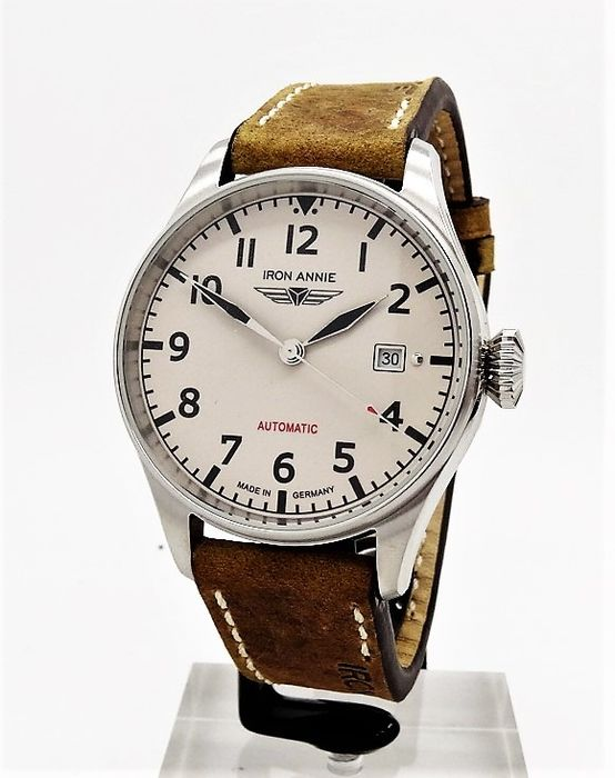 Junkers Iron Annie - Iron Annie - Fliegeruhr Automatic,  - Hombre - 2011 - actualidad