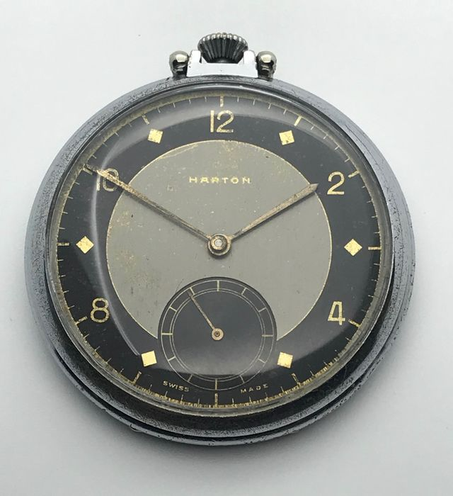 Harton - pocket watch NO RESERVE PRICE - Homme - 1901-1949