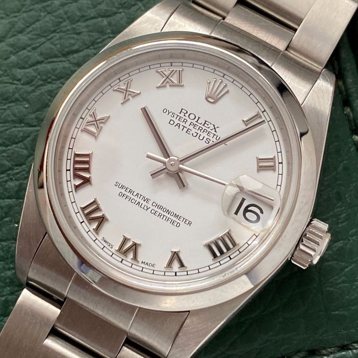 Rolex - Oyster Perpetual Datejust - Ref. 78240 - Unisex - 2002
