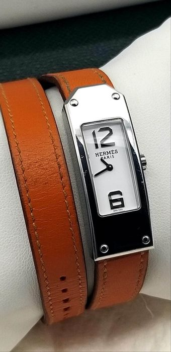 "Hermès - Kelly - KT1.210 ""Double tour""  - ""NO RESERVE PRICE"" - Dames - 2000-2010"