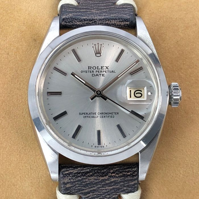 Rolex - Oyster Perpetual Date - 1500 - Hombre - 1960-1969