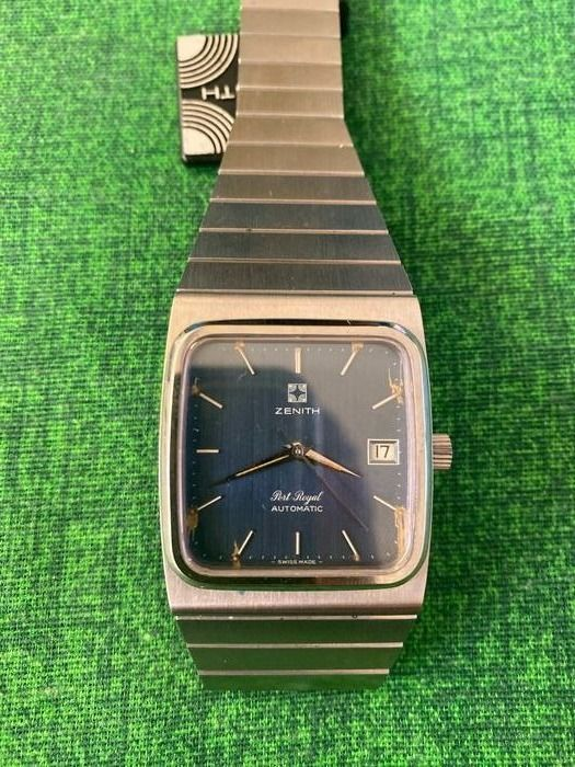 Zenith - Port Royal Automatic Date - 01.0020.490/495 - Homme - 1970-1979