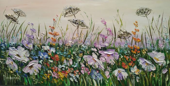 Joanna Domagalska - Blooming Meadow