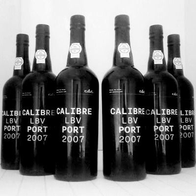 2007 Calibre Late Bottled Vintage Port - 30 Bouteilles (0,75 L)