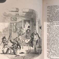 Charles Dickens - The Life and Adventures of Nicholas NIckleby - 1839