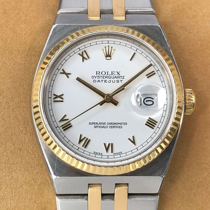 Rolex - Datejust Oysterquartz - 17013 - Men - 1980-1989