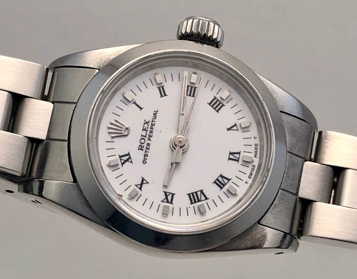 Rolex - oyster perpetual 67180 - Dames - 1990-1999