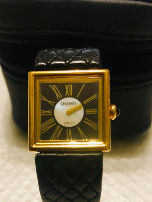 Chanel - mademoiselle in oro giallo  - 32221 - Mujer - 1990-1999
